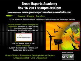 Green Experts Academy, San Diego:  Green Jobs and San...