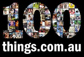 Seb Terry's '100Things' Book Launch for Camp Quality
