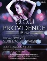 glow boston presents: GLOW PROVIDENCE 11/4/2011