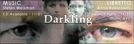 DARKLING CD release party