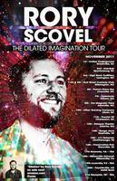 Comedy Central's Rory Scovel- The Dilated Imagination...