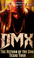 DMX: RETURN OF THE DOG-(SAN ANTONIO)