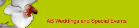 AB Weddings & Special Events are hosting an elaborate...