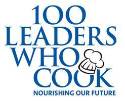100 Leaders Who Cook