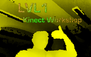 XBox Kinect Workshop for Windows