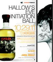 Hallow's Eve Initiation Ball