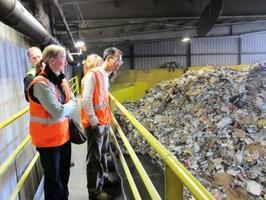 Recycling Plant Field Trip