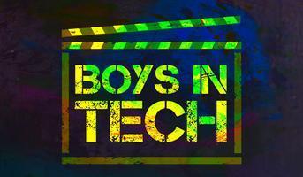 BOYS IN TECH - LGBT NEW MEDIA PANEL & MIXER