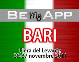 BeMyApp Italia - edizione di Bari