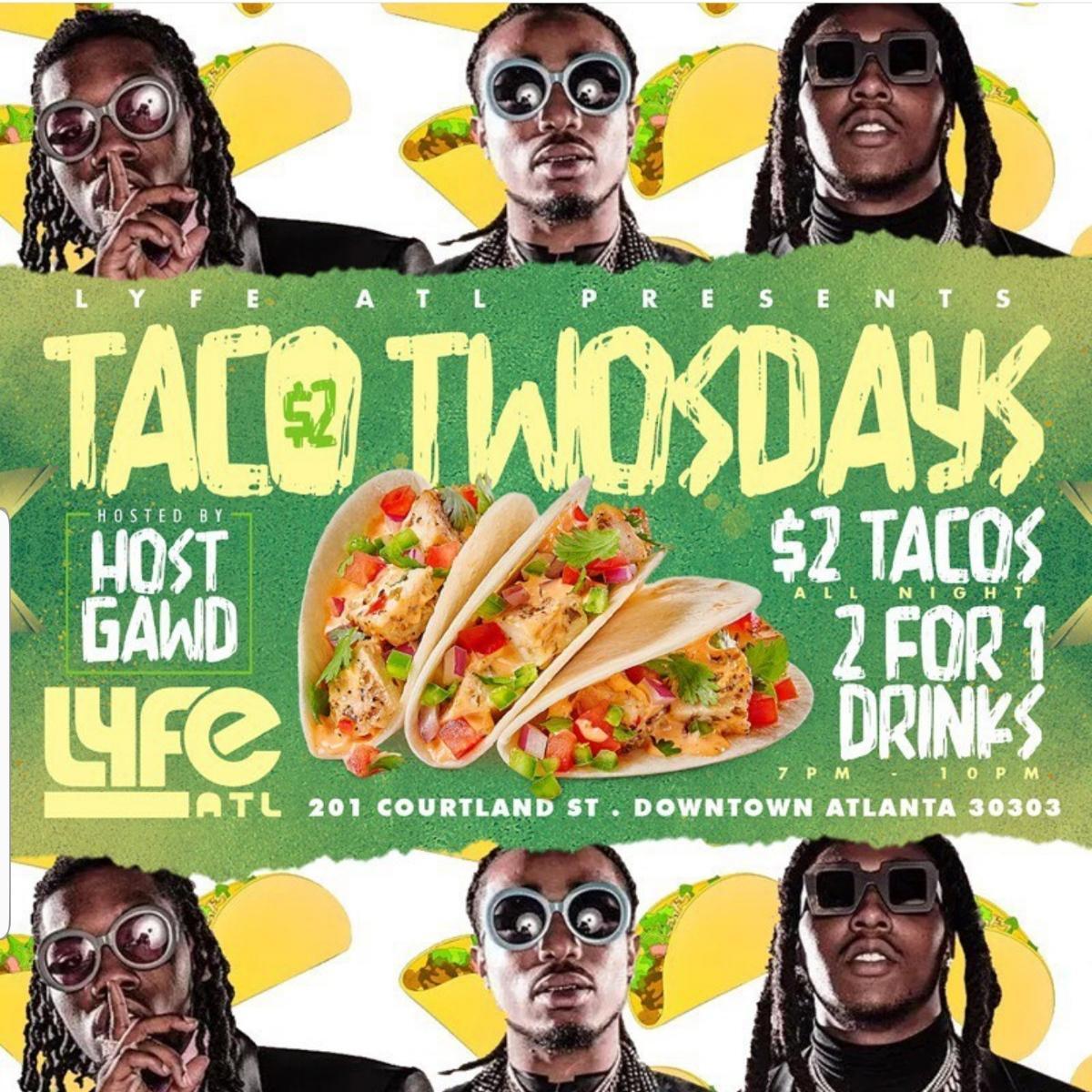 TACOS TWOSDAYS
