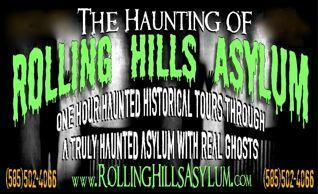 The Haunting of Rolling Hills Asylum