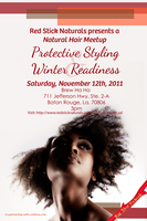 Red Stick Naturals Present: Protective Styling & Winter...