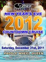 New Year's Eve Fireworks Cruise - Countdown to 2012