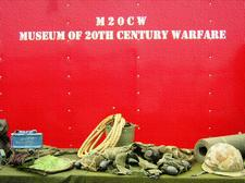 M20CW - Museum of 20th Century Warfare  logo