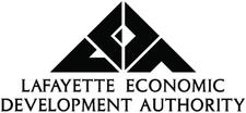 Lafayette Economic Development Authority (LEDA) logo