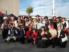 9th Annual Pirate Ship Party!