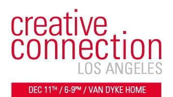 Creative Connection USA: Los Angeles Dec. Event