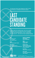 Last Candidate Standing - Not your typical all...