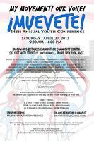 MUEVETE! Conference 2013