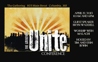 UNITE CONFERENCE 2013 with Bryn Waddell