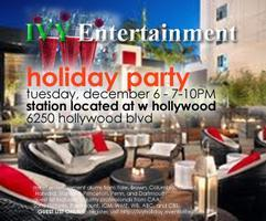 6th Annual IVY Entertainment Holiday Party
