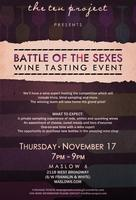 THE TEN PROJECT PRESENTS THE BATTLE OF THE SEXES WINE T...