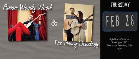 Songcraft Live - Aaron Wood and The Honey Dew Drops