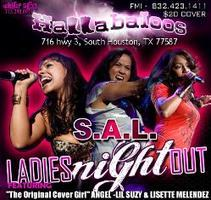 Ladies Nite Out 80's Freestyle Party!
