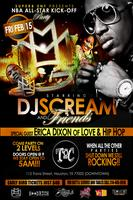 THE MAYBACH MUSIC ALL-STAR KICKOFF PARTY WITH DJ SCREAM &...