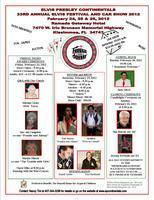 33rd Annual Elvis Presley Charity Festival Car &...