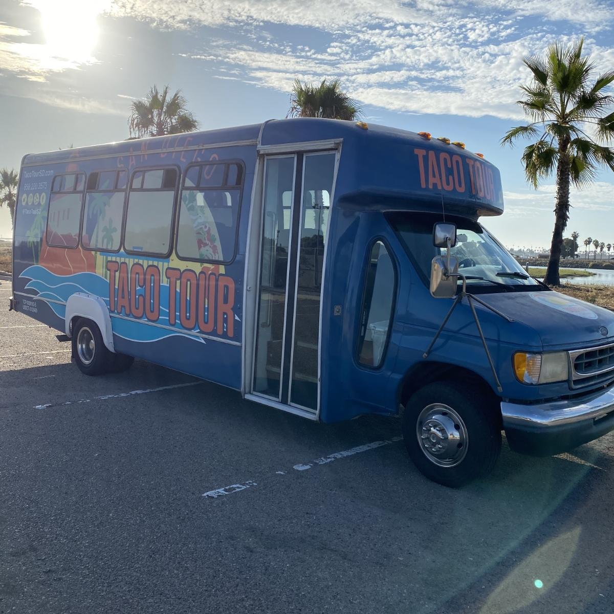 Taco Tour San Diego