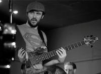Janek Gwizdala Leicester Bass Clinic