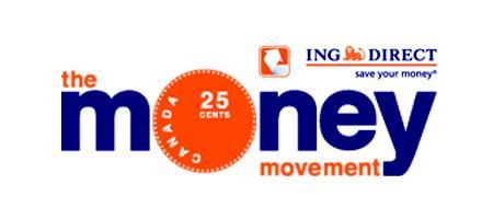 ING DIRECT Canada presents The Money Movement