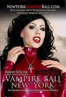 "Endless Night; New York Vampire Ball ""Anti-Valentines..."