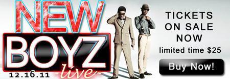 NEW BOYZ LIVE IN DA CLUB 12.16.11 - presented by...