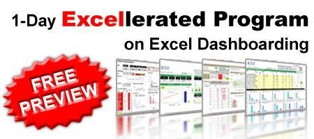 FREE Preview - 1 Day Excellerated Progam on Excel...