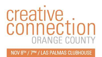 Creative Connection USA: OC November Event