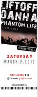 Rock Concert March 2nd with Liftoff | Dahna | The...