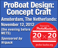 ProBoat Design: Concept Craft.  Amsterdam 2012