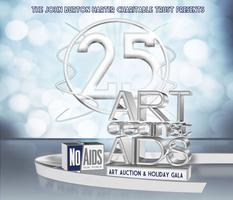 25th Anniversary Art Against AIDS