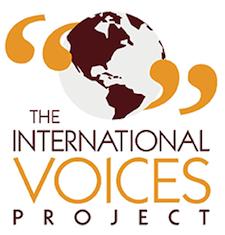 International Voices Project (IVP) logo