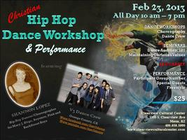 Christian Hip Hop Dance Workshop and Performance