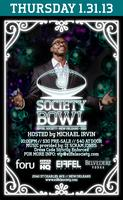 """The ForU Society Bowl Kick-Off"" Hosted by Michael Irvin &..."
