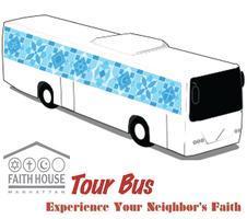 Tour Bus Stop # 3 - Romemu Shabbat and Potluck