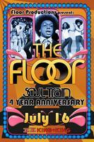THE FLOOR Improv Night 4 YEAR ANNIVERSARY!!! Soul Train