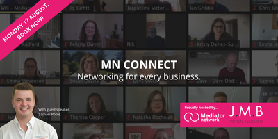 MN Connect - Network Building