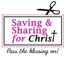 Coupon Class - Saving and Sharing for Christ -...