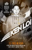Ken Loi @ Recess (upstairs)