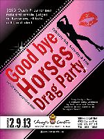 Goodbye Horses Drag Party