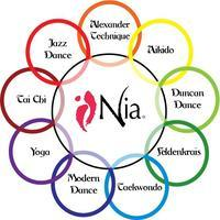 Nia 101:  A Saturday morning class series to introduce...